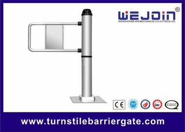 China Traffic Light  Swing Barrier Gate 110v / 220v With Steel and Aluminum Alloy Motor usine