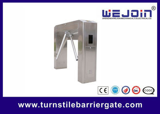 China Automatic Tripod Turnstile Gate Access Control system For Intelligent Mangement usine