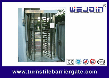 China Flexible High Speed Access Control Turnstile Gate Pedestrian security Systems usine