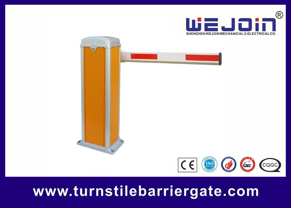 Anti-bumping Function for parking system Barrier Gate fournisseur
