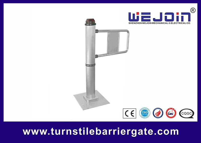 Automatic Access Control Swing Barrier , Pedestrian Access Control Gates fournisseur
